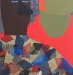 Anuli Croon - Mug & Phiz XI, 120 x 90 cm, 2013