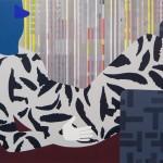 Anuli Croon - Penthouse I, 2014, 170x250cm