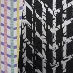 Anuli Croon - Stadsfragmenten I, 30 x 40 cm