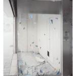 Rosa Everts - Display 1, 2017, mixed media op fotoprint papier 70 x 50 cm