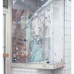 Rosa Everts - Display 5, 2017, mixed media op fotoprint papier 70 x 50 cm