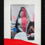 Anika Lori - You Came, 2012, mixed media, 28 x 23 cm