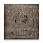 Drewes de Wit - 1259, lakverf, olieverf op paneel, 40 x 40 cm, 2012 (foto John Stoel)