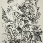 Chris Baaten - Oppose, 29,7 x 21 cm