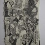 Romy Muijrers - op zoek naar de verloren tijd, 17-10-2017, nero en grafiet op papier, 50-35cm, 795 (2)
