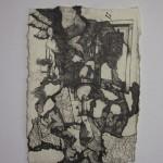 Romy Muijrers - op zoek naar de verloren tijd, 20-10-2017, nero en grafiet op papier, 50-35cm, 795