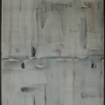 Drewes de Wit - 1575, lakverf en olieverf op paneel, 44 x 26,5 cm, 2018