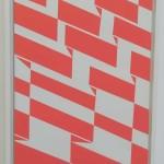 Harry Markusse - zonder titel, acryl op doek, 40 x 30 cm, 2017-18