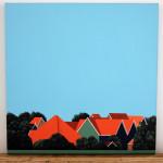 Jeroen Allart - texel-40x40-acryl-2010-s