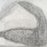 Victor van Loon l no title l  mixed technique on paper l  15 x 21 cm l 2017